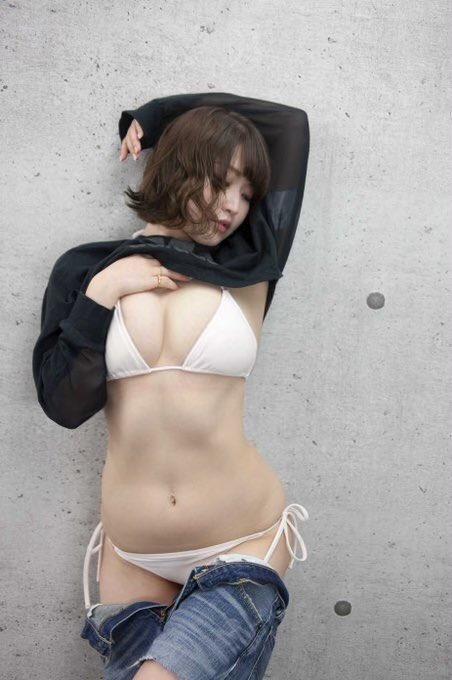 【悠木ゆうかグラビア画像】綺麗なEカップ巨乳をSNSで見せつけてファン勃起しまくりwwww 03