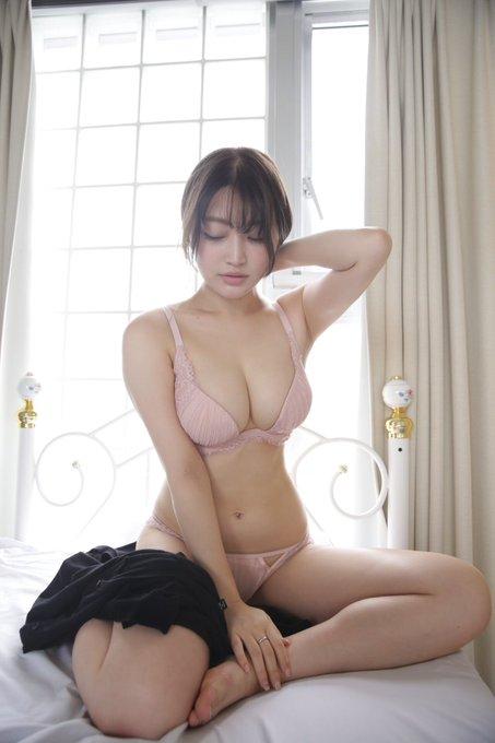 【悠木ゆうかグラビア画像】綺麗なEカップ巨乳をSNSで見せつけてファン勃起しまくりwwww 05