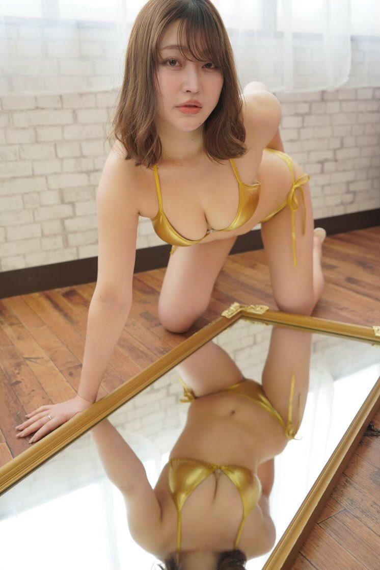 【悠木ゆうかグラビア画像】綺麗なEカップ巨乳をSNSで見せつけてファン勃起しまくりwwww 12