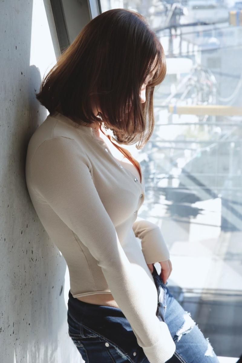 【悠木ゆうかグラビア画像】綺麗なEカップ巨乳をSNSで見せつけてファン勃起しまくりwwww 52