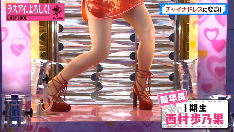 【アイドルコスプレ画像】秋元康アイドル集団のチャイナドレスコスプレが可愛過ぎたwwww 27