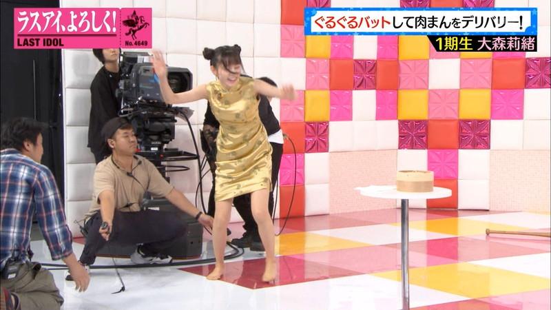 【アイドルコスプレ画像】秋元康アイドル集団のチャイナドレスコスプレが可愛過ぎたwwww 47