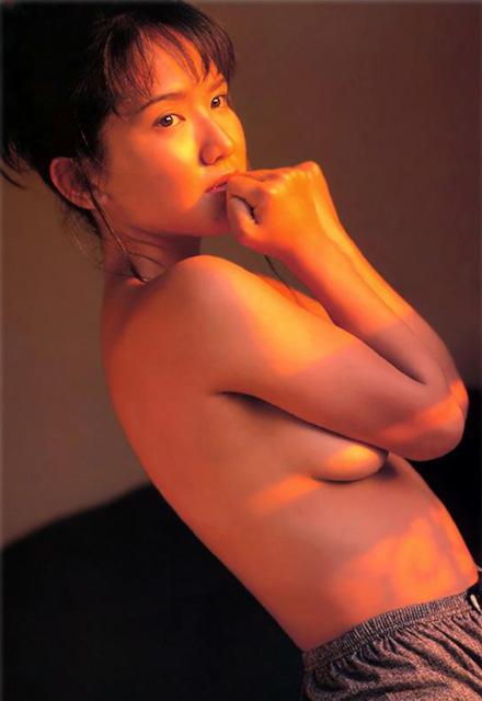 【坂木優子グラビア画像】FカップボディでハイレグTバックと男心をくすぐられるねぇ! 08