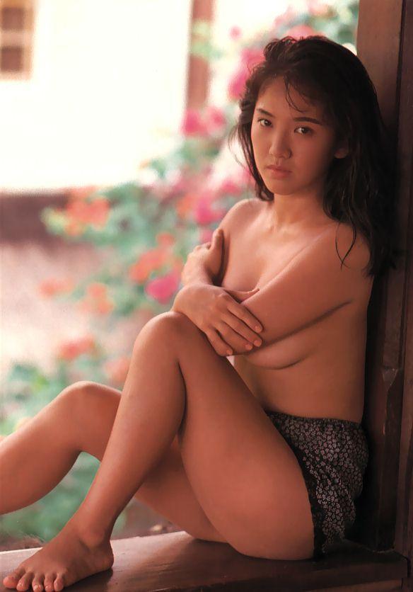 【坂木優子グラビア画像】FカップボディでハイレグTバックと男心をくすぐられるねぇ! 41