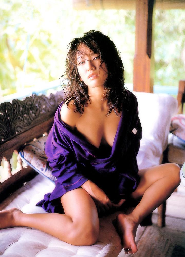 【坂木優子グラビア画像】FカップボディでハイレグTバックと男心をくすぐられるねぇ! 60