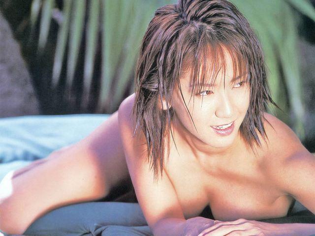 【坂木優子グラビア画像】FカップボディでハイレグTバックと男心をくすぐられるねぇ! 69