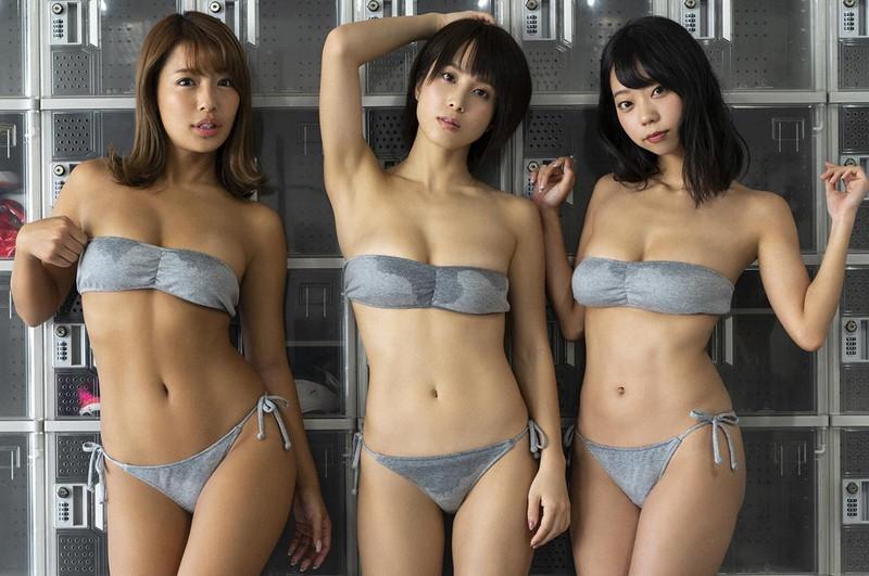【sherbetエロ画像】アイドルグループとは違ったセクシーさを楽しめるグラドルユニット! 97