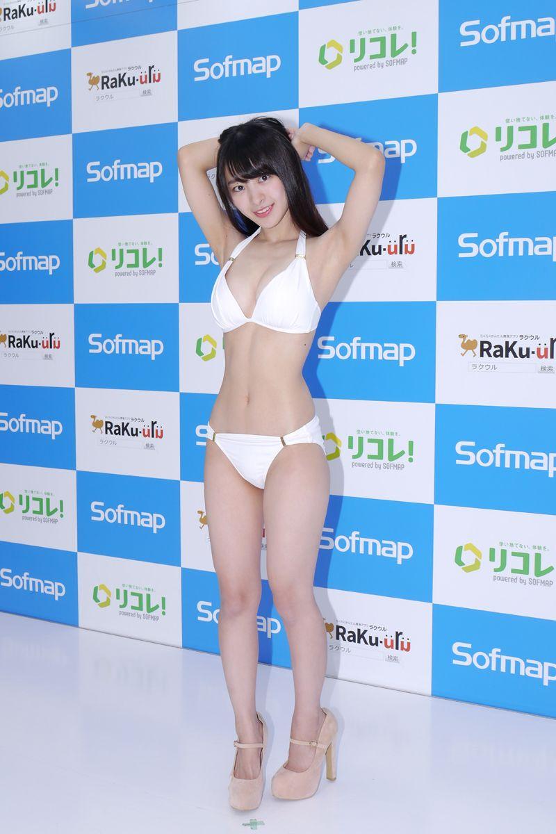 【牧野澪菜エロ画像】身長144cmでDカップって結構スケベなカラダしてるんじゃないの~? 22