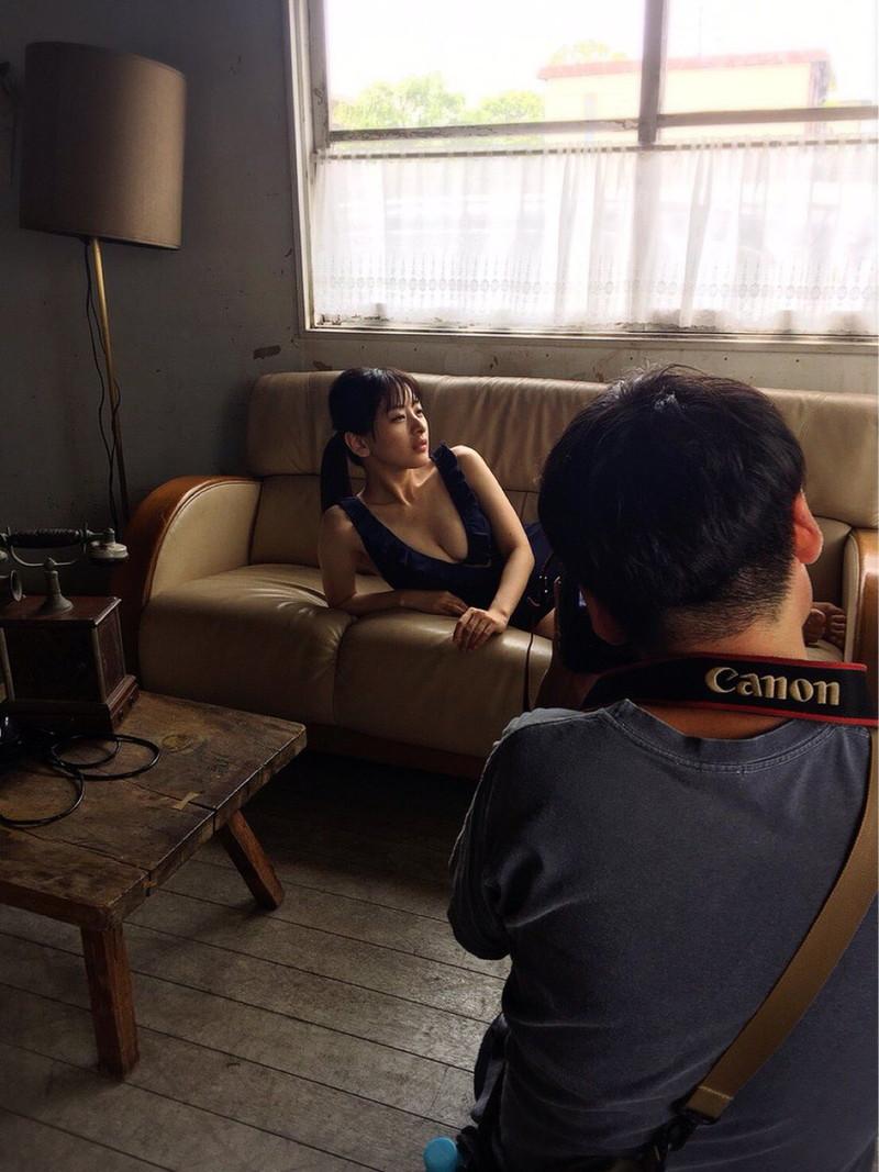 【牧野澪菜エロ画像】身長144cmでDカップって結構スケベなカラダしてるんじゃないの~? 32