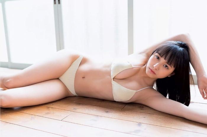 【新谷真由キャプ画像】TikTokで可愛すぎると評判の美少女アイドルがオッパイも凄かったwwww 75