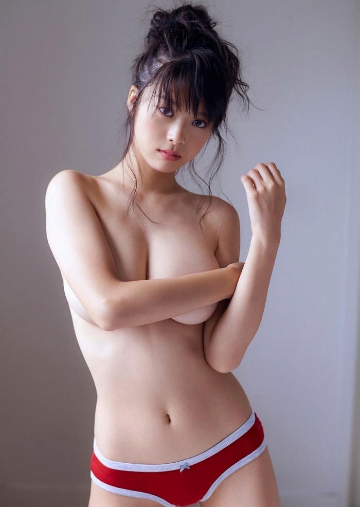【馬場ふみかグラビア画像】Fカップ巨乳にクビレ腰のスーパー激エロビキニボディ! 39