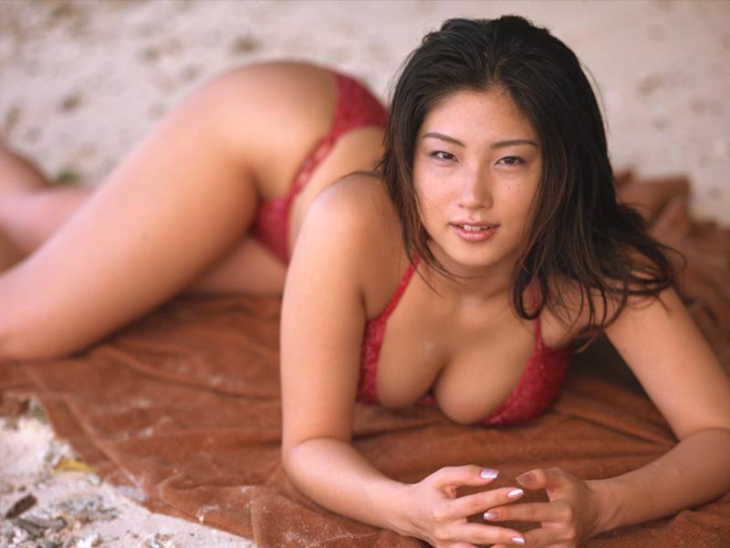 【大沢舞子グラビア画像】高校時代にオッパイで野球部員を元気にさせてたって本当かwwww 69