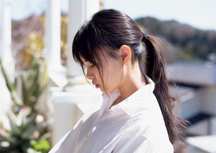 【新條由芽グラビア画像】ドラマのヒロイン役を射止めた美少女グラドルが可愛過ぎた 11
