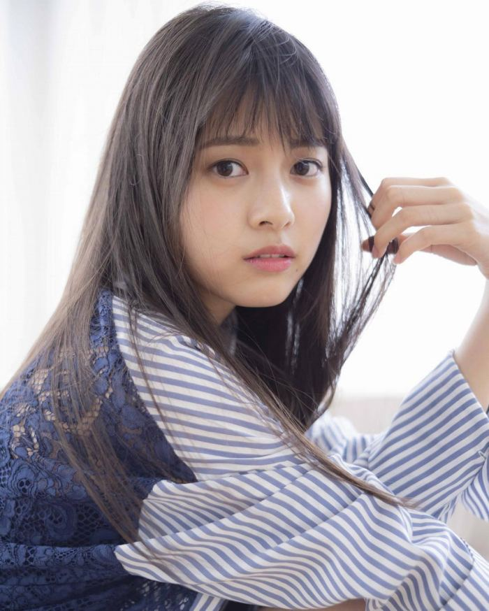 【新條由芽グラビア画像】ドラマのヒロイン役を射止めた美少女グラドルが可愛過ぎた 25