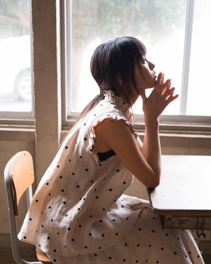 【新條由芽グラビア画像】ドラマのヒロイン役を射止めた美少女グラドルが可愛過ぎた 28
