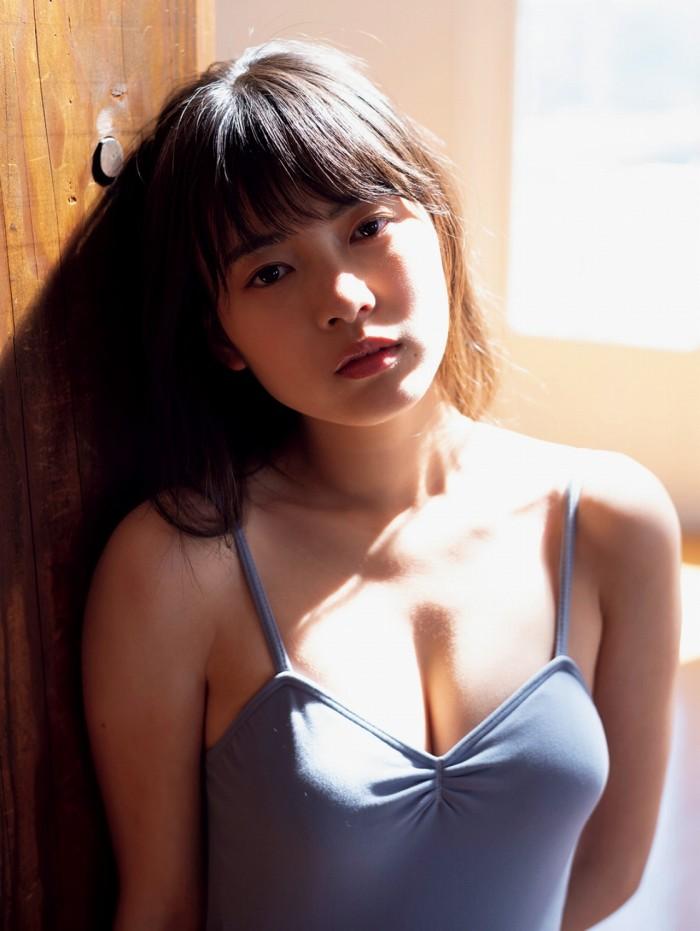 【新條由芽グラビア画像】ドラマのヒロイン役を射止めた美少女グラドルが可愛過ぎた 41