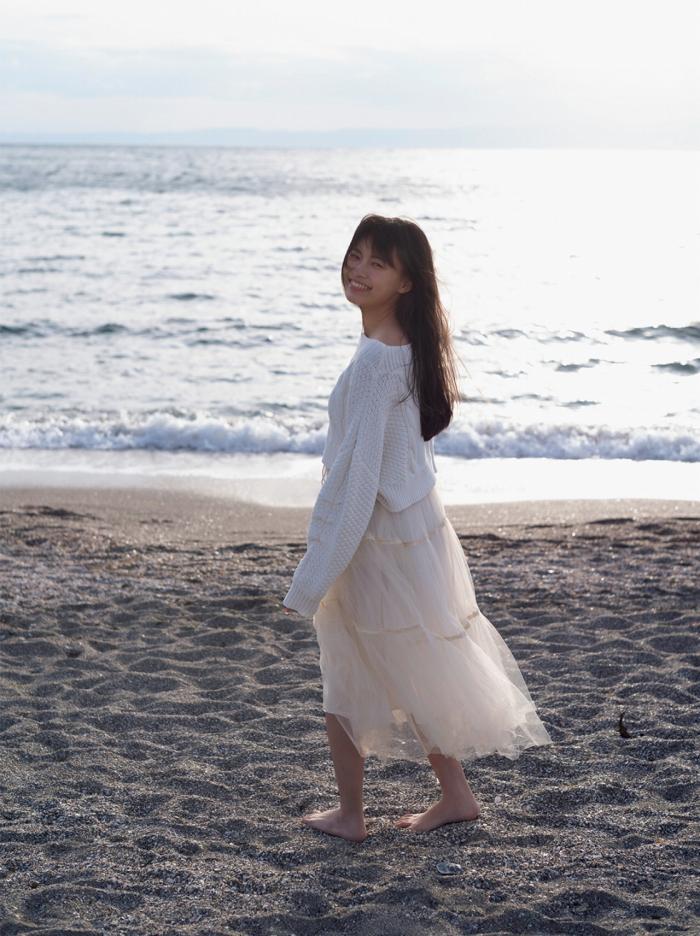 【新條由芽グラビア画像】ドラマのヒロイン役を射止めた美少女グラドルが可愛過ぎた 46