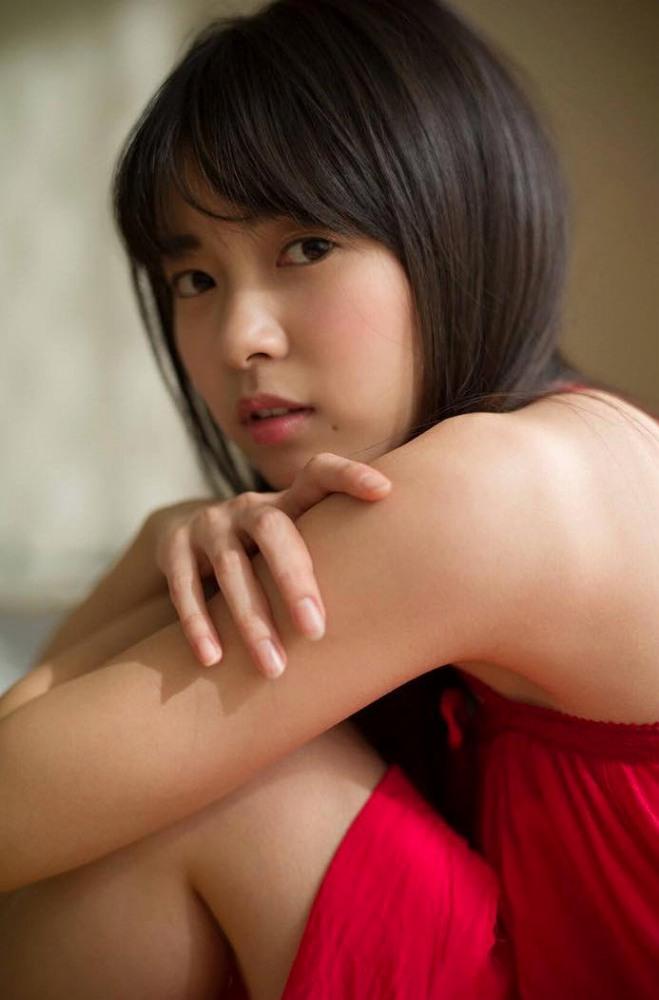 【新條由芽グラビア画像】ドラマのヒロイン役を射止めた美少女グラドルが可愛過ぎた 48
