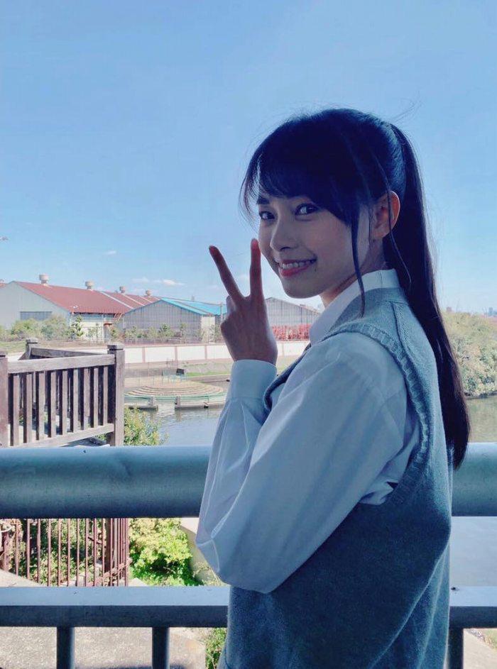 【新條由芽グラビア画像】ドラマのヒロイン役を射止めた美少女グラドルが可愛過ぎた 50