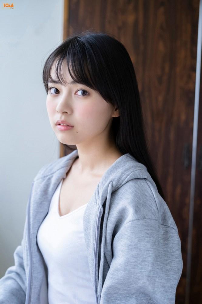 【新條由芽グラビア画像】ドラマのヒロイン役を射止めた美少女グラドルが可愛過ぎた 56