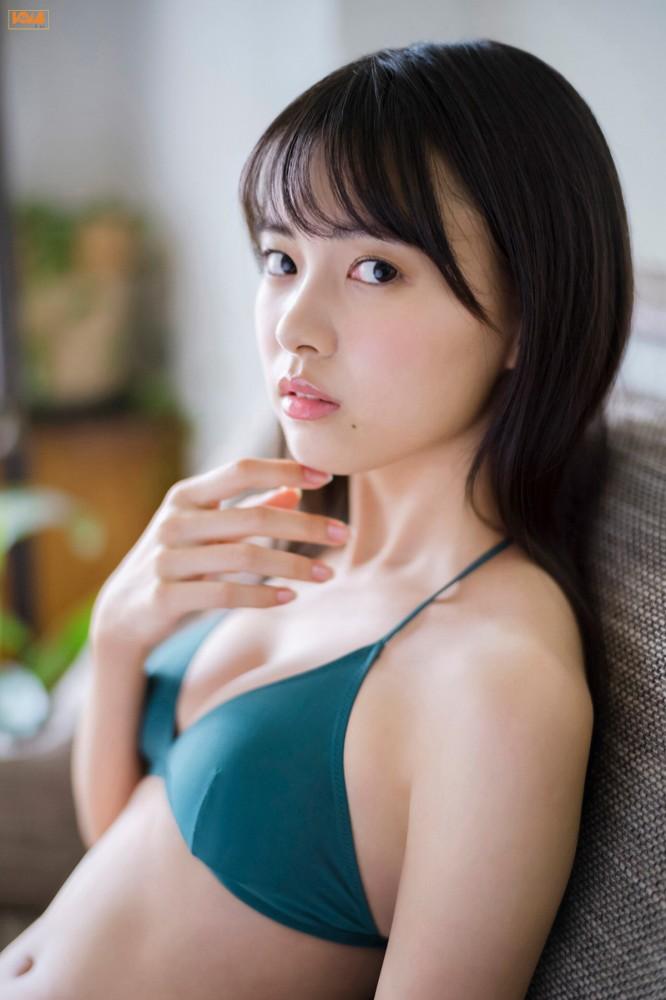 【新條由芽グラビア画像】ドラマのヒロイン役を射止めた美少女グラドルが可愛過ぎた 60