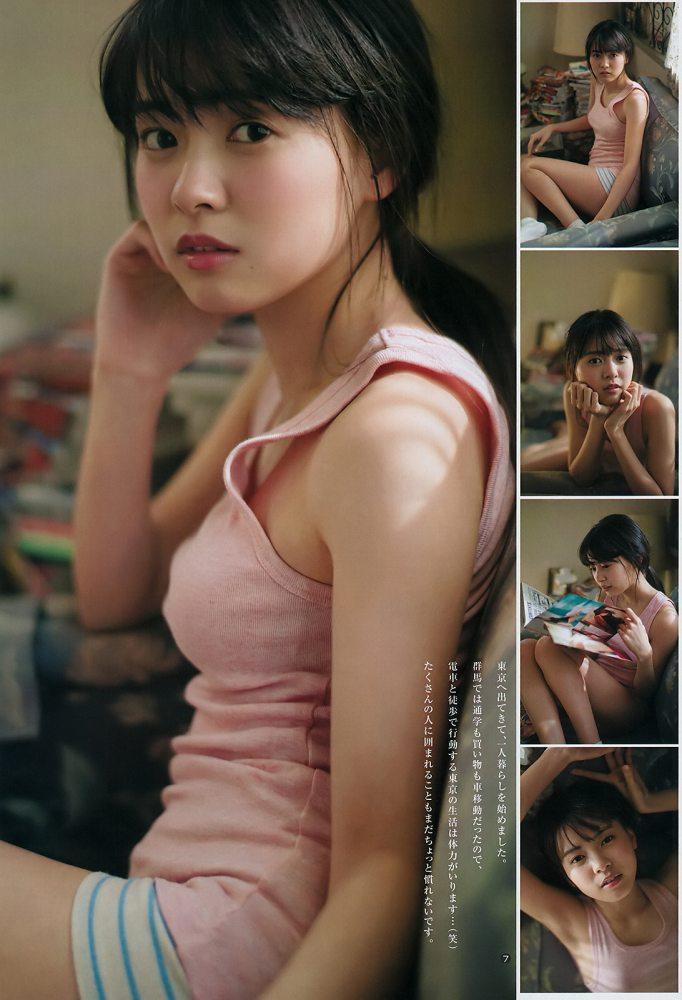 【新條由芽グラビア画像】ドラマのヒロイン役を射止めた美少女グラドルが可愛過ぎた 65