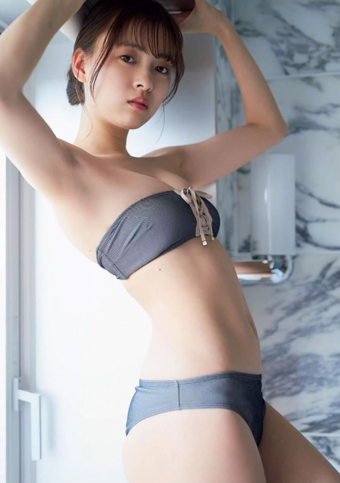 【新條由芽グラビア画像】ドラマのヒロイン役を射止めた美少女グラドルが可愛過ぎた 86