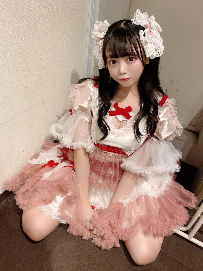 【花宮ことりエロ画像】お姫様チックなドレスが似合いそうな大きなオッパイしてるねぇ! 70