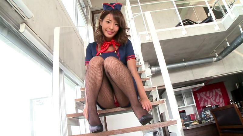 【橋本梨菜キャプ画像】日本一黒いグラドルは褐色Gカップ巨乳も日本一だと思うわw 42