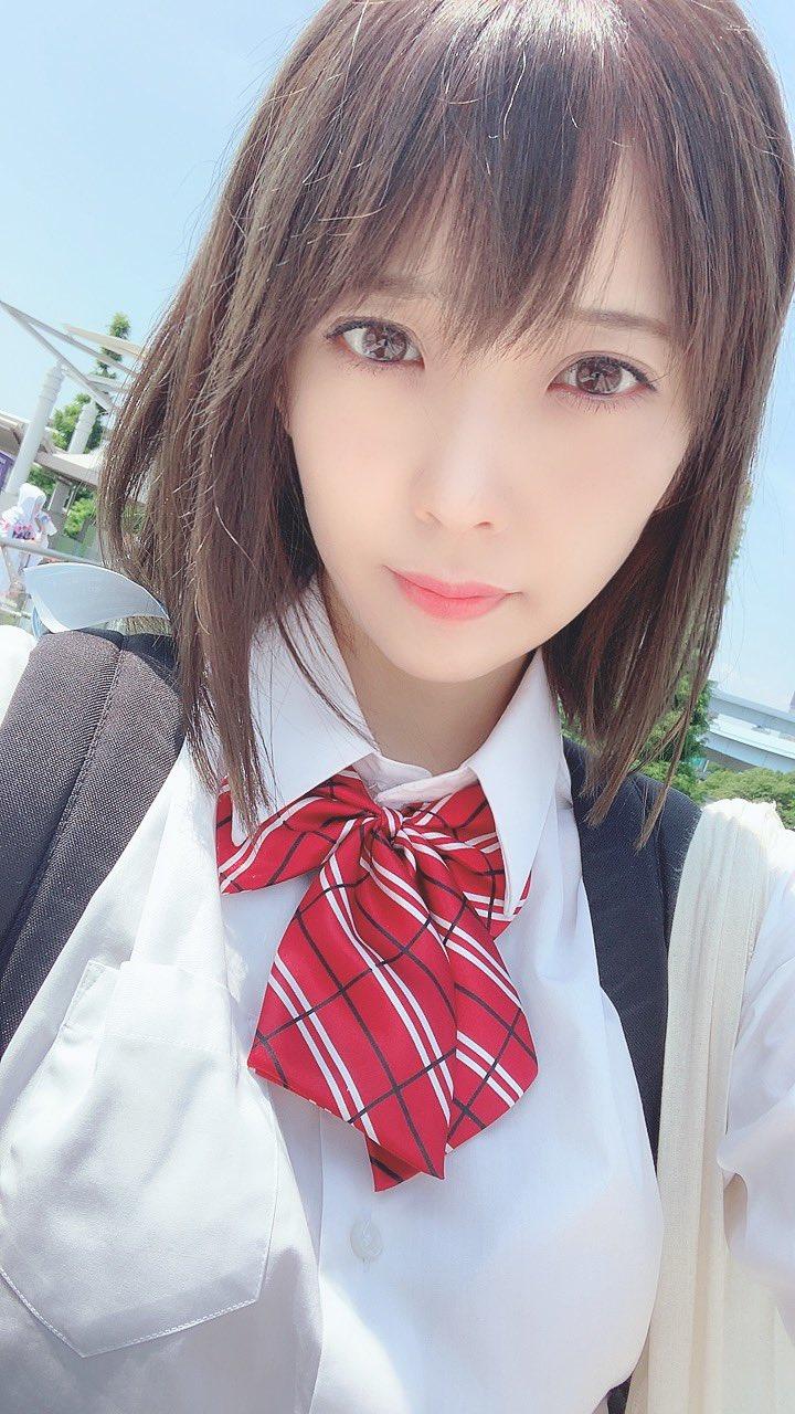 【秋山依里エロ画像】美少女キャラのコスプレで話題になった仮面ライダー女優 74