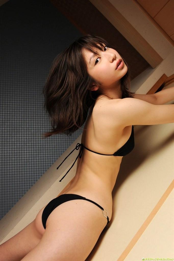 【石井香織グラビア画像】マイナーながら熱烈なファンも居たちょっと可愛い元グラドル 44