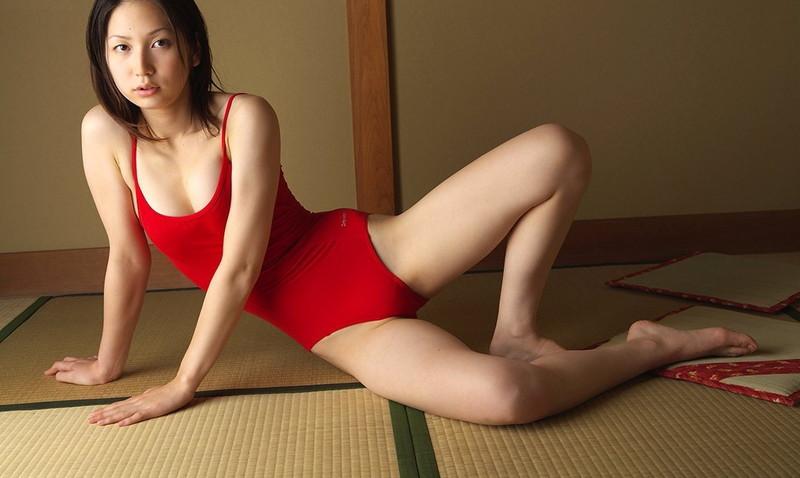 【石井香織グラビア画像】マイナーながら熱烈なファンも居たちょっと可愛い元グラドル 52
