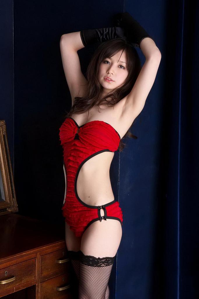 【石井香織グラビア画像】マイナーながら熱烈なファンも居たちょっと可愛い元グラドル 54