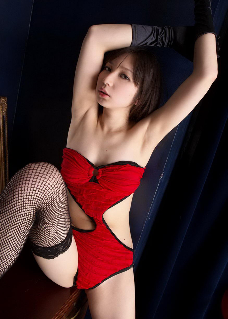 【石井香織グラビア画像】マイナーながら熱烈なファンも居たちょっと可愛い元グラドル 55