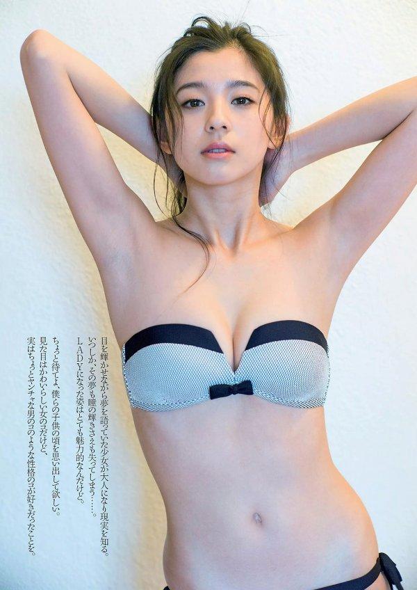 【朝比奈彩グラビア画像】ファッションモデルらしいスタイル抜群な長身ボディが映える! 43