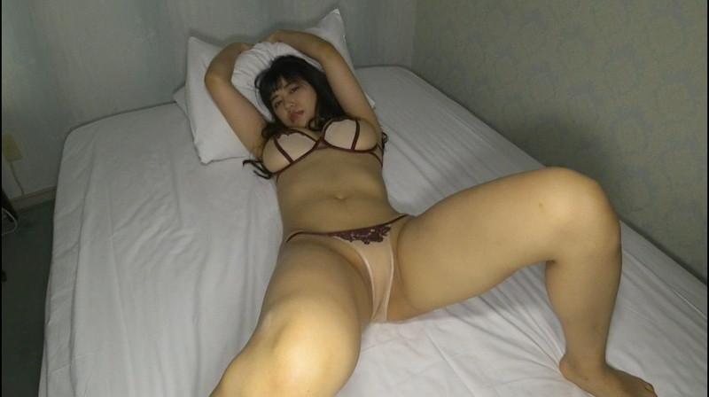 【四葉杏果キャプ画像】まるでセックスしてるみたいなイメージビデオでブッカケまで!? 86