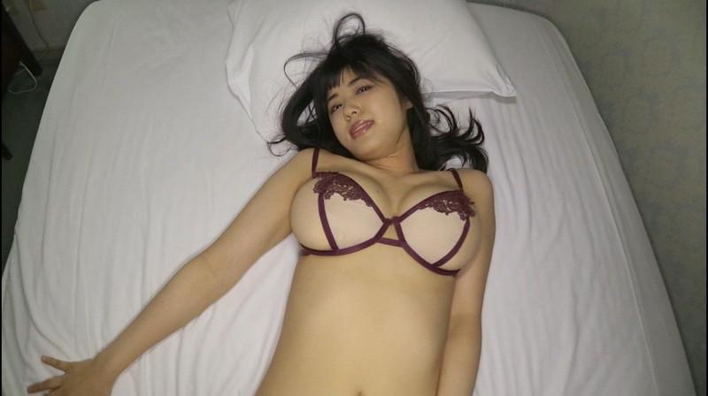【四葉杏果キャプ画像】まるでセックスしてるみたいなイメージビデオでブッカケまで!? 91