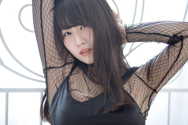 【美少女アイドル画像】美少女勢揃い!坂系アイドルたちのちょっとエッチなグラビア 92