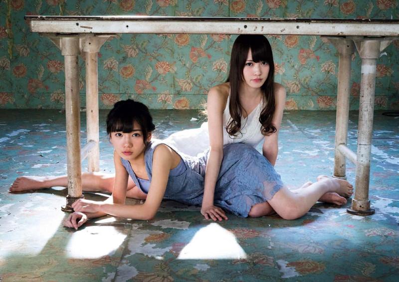 【美少女アイドル画像】美少女勢揃い!坂系アイドルたちのちょっとエッチなグラビア 99