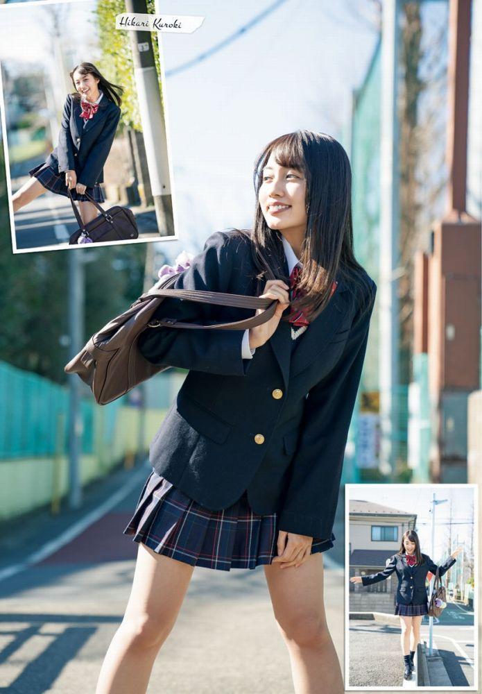 【黒木ひかりグラビア画像】現役高校5年生という凄い肩書を得てしまった美少女グラドルw 81