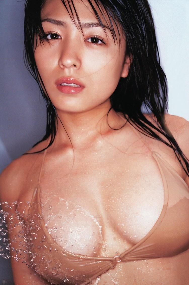 【川村ゆきえグラビア画像】先日グラドル卒業したEカップ美熟女のセクシー写真! 49