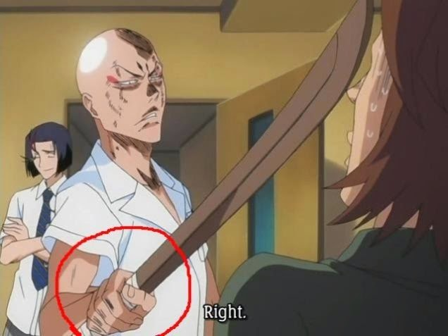 【放送事故画像】テレビアニメの事故といえばやっぱり作画崩壊だと思います! 63