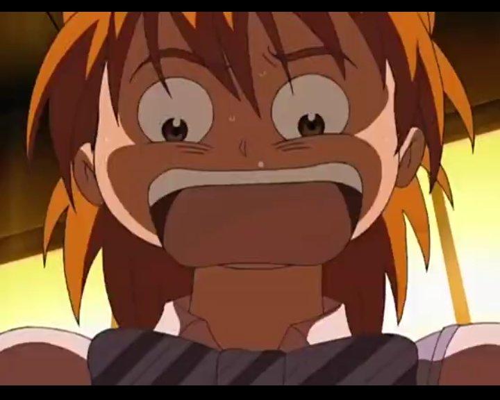 【放送事故画像】テレビアニメの事故といえばやっぱり作画崩壊だと思います! 69