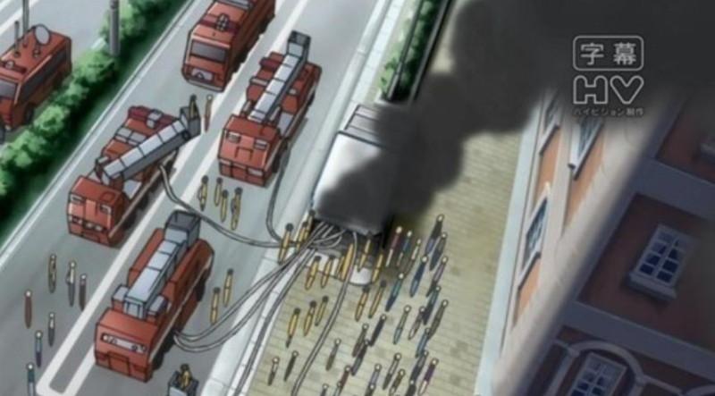 【放送事故画像】テレビアニメの事故といえばやっぱり作画崩壊だと思います! 70