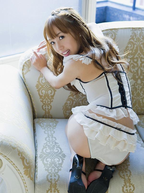 【川崎希グラビア画像】AKB48のチームAに所属していた実業家タレントのエロ画像! 48