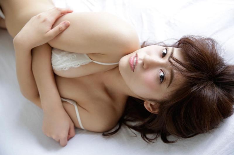 【大澤玲美グラビア画像】Fカップセクシーボディに笑顔がキュートなグラビア美女 51