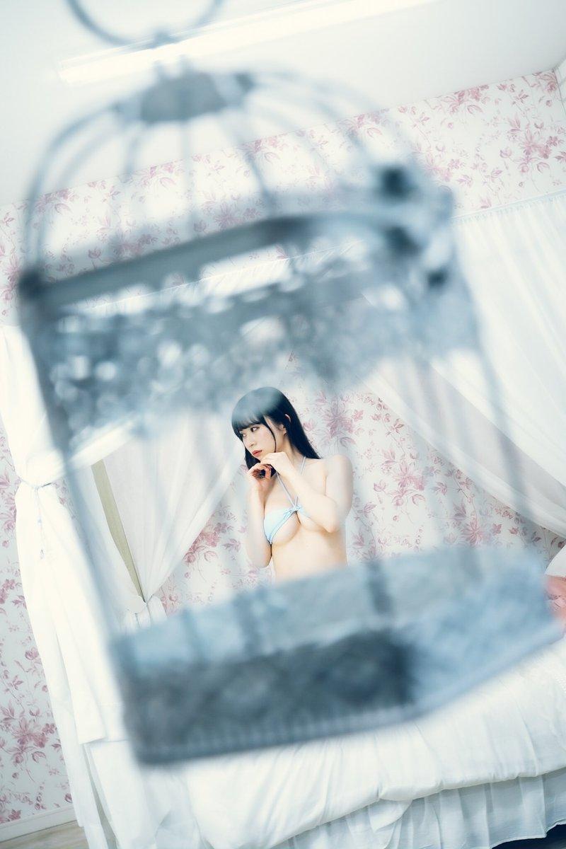 【白谷みこエロ画像】張りのあるGカップ美巨乳で下乳チラリがめちゃシコい! 26