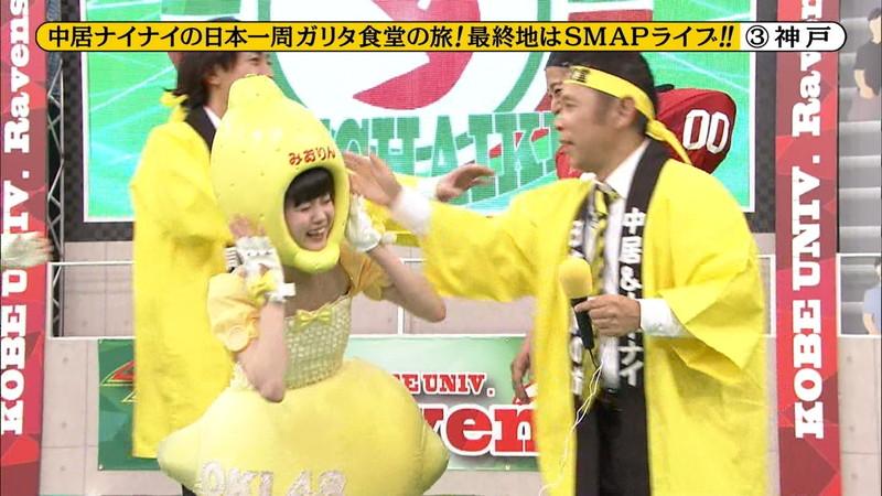 【大家志津香キャプ画像】AKB48のバラエティ担当アイドルが見せた大胆パンチラ!? 13