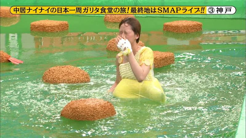 【大家志津香キャプ画像】AKB48のバラエティ担当アイドルが見せた大胆パンチラ!? 27