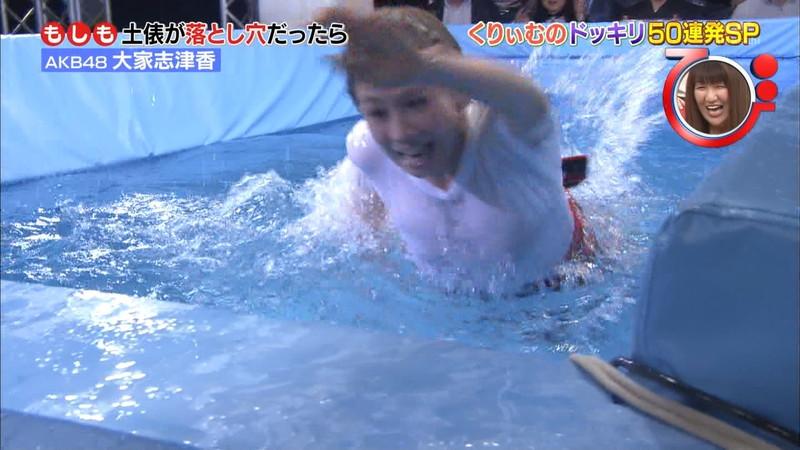 【大家志津香キャプ画像】AKB48のバラエティ担当アイドルが見せた大胆パンチラ!? 39